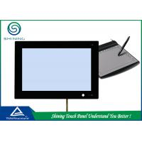 Wholesale Black Frame 7 Inch 4 Wire Resistive Touch Screen Panel For Office Device from china suppliers