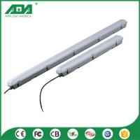 Wholesale High Quality Aluminium Base PC Cover Triproof LED Tube Light 20W from china suppliers