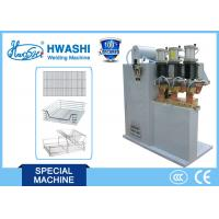Wholesale HWASHI Stainless Steel Kitchen Cabinet Sliding Basket Welding Machine from china suppliers