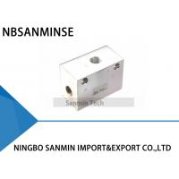 Wholesale 1/8 1/4 3/8 1/2 3/4 1 1-1/4 1-1/2 2 Pneumatic Mechanical Valve NBSANMINSE KKP Quick Exhaust Valve from china suppliers