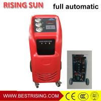 Wholesale Auto garage used full Automatic AC refrigerant charging machine from china suppliers