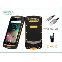 Quality smartphone rfid reader Promotional Military Spec Smartphone , Gps Wifi Cell Phone 4300mah Battery for sale