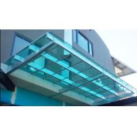 Quality Shatterproof 6mm Decorative High Safety Laminated Glass Skylight for sale