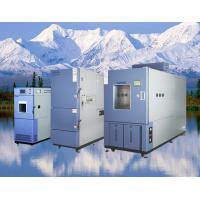 Wholesale Environmental Climatic Test Chamber Temperature / Humidity / Salt Spray Test Chamber from china suppliers