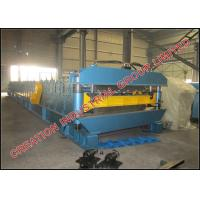Wholesale IT6 IT5 IT4 Trapezoid Box Profile Steel & Aluminium Roofing Panel Manufacturing Machine, Double Layer Rollformer from china suppliers