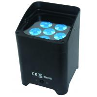 Wholesale 6 x 10W RGBW 4 in 1 Wireless Wifi LED Stage Light with Remote Control from china suppliers