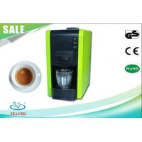 Wholesale Semi - Auto Caffitaly Coffee Machine Manual , Different Colors Espresso Coffee Machine from china suppliers