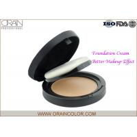 Quality Fashion Design Cream Powder Foundation Waterproof Cosmetics OEM / ODM for sale