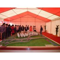 Wholesale Large Outdoor Exhibition Tent Aluminum Alloy Material For Car Exhibition from china suppliers