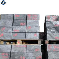 Wholesale High Electric Resistance Big Size Graphite Block with High Density from china suppliers