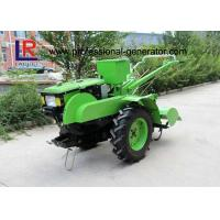 Wholesale Garden Farm Machine Water - cooled 8 HP - 18HP Hand Walking Agricultural Tractor from china suppliers