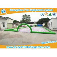 Wholesale Commercial Huge Inflatable Sports Arena For Human Bubble Ball Soccer from china suppliers