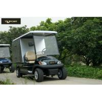 Quality Aluminum Seal Type Electric Car Golf Cart Carryall with Custom Utility Box for sale