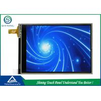 Wholesale Mobile Phone Four Wire Resistive Touch Screen 3.2 Inch With ITO Layer from china suppliers