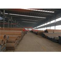 WB36 Black Painting Alloy Steel Seamless Pipes , Hot Rolled Square Tube for sale