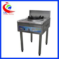 Wholesale Upright gas single burner Restaurant Kitchen Tools and Equipment SS from china suppliers