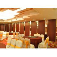 Wholesale Fabric Sliding Folding Doors Hanging Office Partition System For Meeting Room from china suppliers