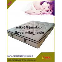 Wholesale 5 star Euro top hotel mattress with best quality from china suppliers