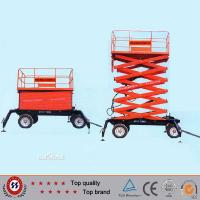 Wholesale CE Certificate Hydraulic Platform 300kg from china suppliers