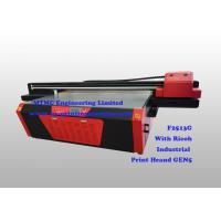 Wholesale Industrial Flatbed UV Printer With Ricoh GEN5 High Speed Print Head from china suppliers
