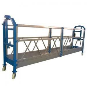 Wholesale Safty Suspended Work Platform 9-11m/Mins Hoist Speed 1000kg Counterweight from china suppliers