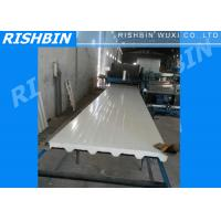 Wholesale Continuous PU Sandwich Panel Machine for Roof / Wall Panel 300KW from china suppliers