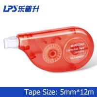 Wholesale Lightweight Liquid Paper Colored Correction Tape 12m Environmental Protection 90277 from china suppliers