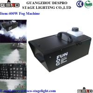 Wholesale 400 Watt Wedding Stage Smoke Machine / Equipment 475*270*240mm from china suppliers