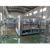Wholesale 3 in 1 Carbonated Drink Filling Machine , Aseptic Soda Water Bottling Plant from china suppliers