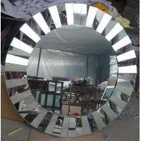 Wholesale Wall Mirror Art Mirror Bathroom Mirror Round Mirror 65*65cm simple mirror from china suppliers