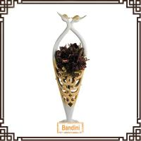 Wholesale new resin goose tall floor vases Popular Best-Selling Home Decor Floor Vases A0469 from china suppliers