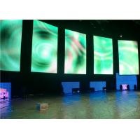 Wholesale CE / ROHS Die Cast Aluminum Indoor Stage LED Display Full Color from china suppliers