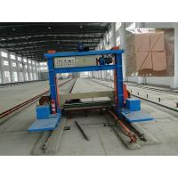 Wholesale Automatic Long Sheet Sponge Cutting Machine For Rigid PU Foam 60m / Min from china suppliers