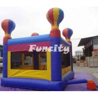 Wholesale Plato 0.55mm PVC Tarpaulin Kids Inflatable Combo Bouncer for Entertainment from china suppliers