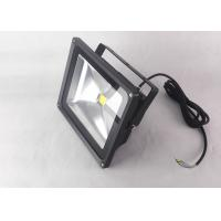 TUV Certificated 50W Outdoor LED Floodlights Waterproof 2700K - 7000K CRI 80
