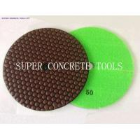 Wholesale 7'' Hybrid Honeycomb Hand Held Polishing Pads from china suppliers