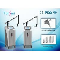 Wholesale Best price high engery fractional co2 laser skin resurfacing acne scars removal machine from china suppliers