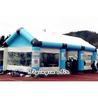 Buy cheap 8m*4m Inflatable Advertising Room, Trade Show Inflatable House Tent for Sale from wholesalers