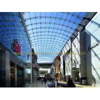 Pre-Engineered Steel Structure Building Shopping Mall