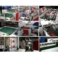 Quality 13KW Functional Plastic Hand Bag Making Machines 8200X3100X1870mm for sale