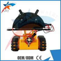 Wholesale Intelligent Arduino Bluetooth Electric Car Chassis Remote Control Dual Ball Bearing from china suppliers