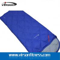 Wholesale super cheap portable Sleeping Bag Polyester cotton adult new type sleeping bag from china suppliers