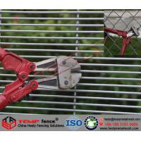 Wholesale 358 Prison Mesh Fencing, Inte-358Pro Profiled Panel System from china suppliers