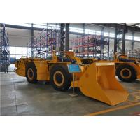 Underground mining scooptram loader LHD 0.6 CBM for small rock excavetion operations and transport
