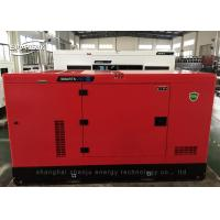 Wholesale 150KVA 120KW Portable Silent Diesel Generators Low Noise Low Fuel from china suppliers