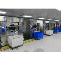 Buy cheap Automatic Commercial Cloth Stainless steel 304 Washing Machine Tilting Laundry Washer Extractor from wholesalers
