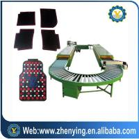 Wholesale automatic rubber car floor  mats making machine from china suppliers