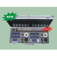 Wholesale 2 lamps demo case ----AC Double power meter from china suppliers