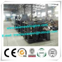 Wholesale Roller Type Manual H Beam Shot Blasting Machine Sand Blasting Machine from china suppliers