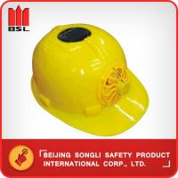 Buy cheap SLH-TYN  SOLAR POWERED  HELMET from wholesalers